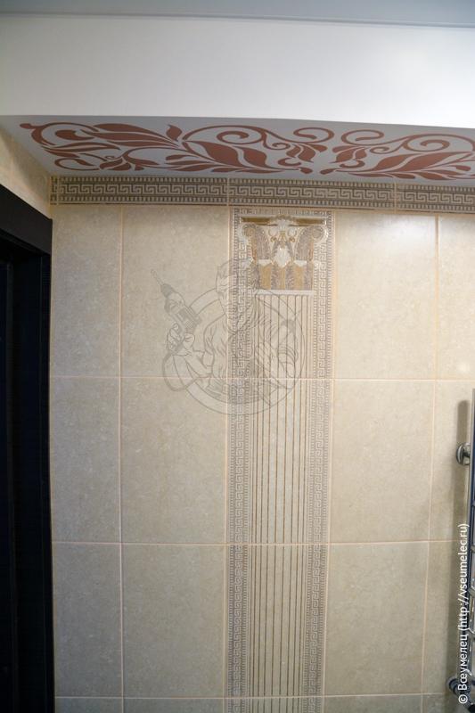 Ремонт ванной комнаты— итог