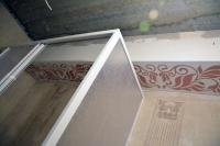 Ремонт ванной комнаты подизайн-проекту: шторка дляванной
