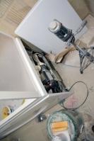 Ремонт ванной комнаты подизайн-проекту: ванная сгидромассажем