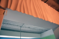 Покраска 3D панелей вдетской комнате