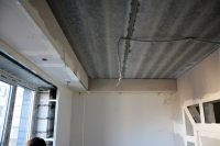 Монтаж потолочных коробов изГКЛ подизайн проекту вдетской комнате