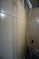 Ремонт ванной подизайн-проект: выходы подполотенцесушитель