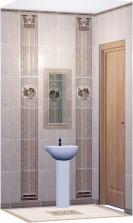 3D модель: дизайн туалета