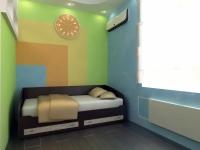 3D модель дизайна детской комнаты