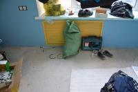 Монтаж декоративной решетки длярадиатора вдетской
